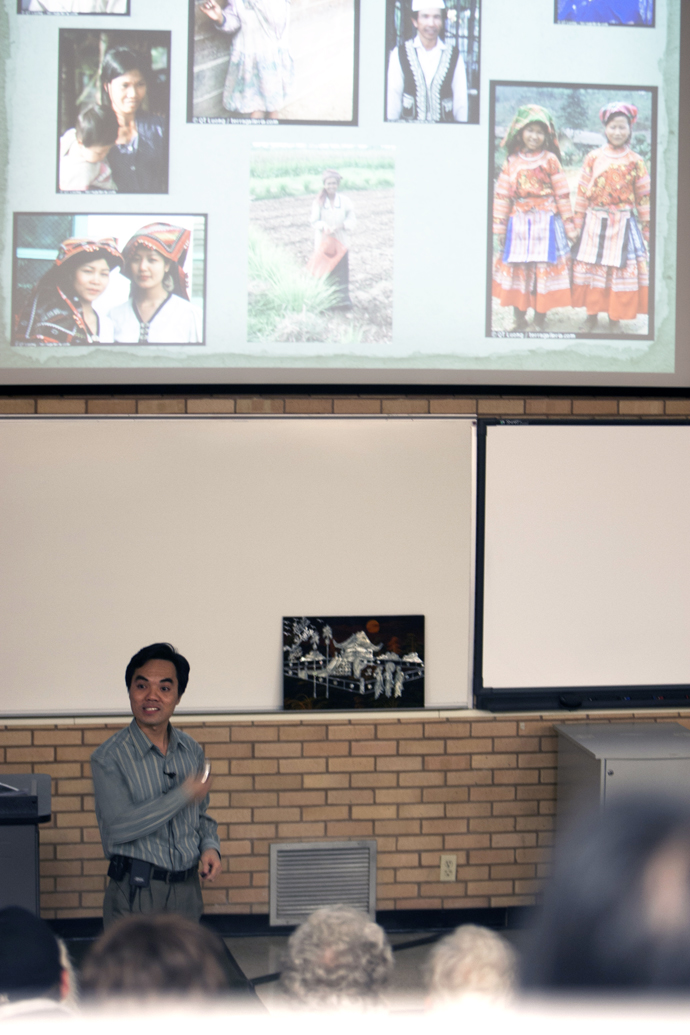 Fulbright Scholar: Mr. Le Huy Hoang, Scholar-In-Residence Photo