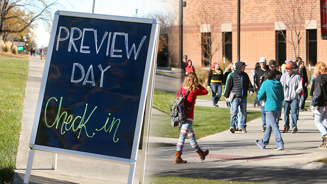 Reserve your spot at Preview Day!