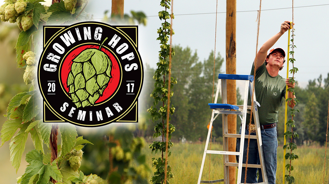 Get the scoop on hops in the Bighorn Basin