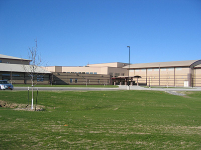 Powell High School photo