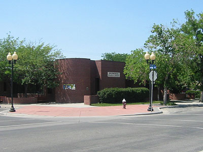 Public Library photo
