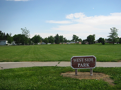 West Side Park photo