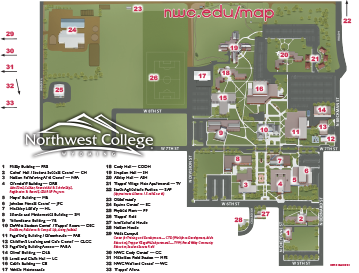 home directory northwest college