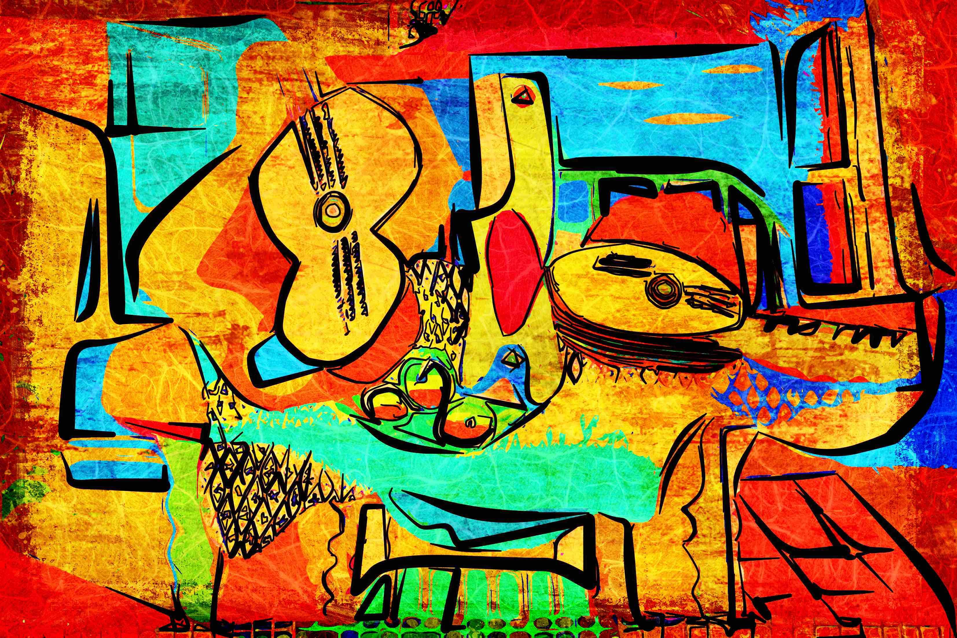 Gemälde Picasso