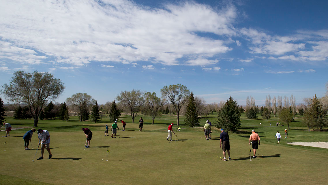 Register for the Trapper Bonanza Golf Tournament