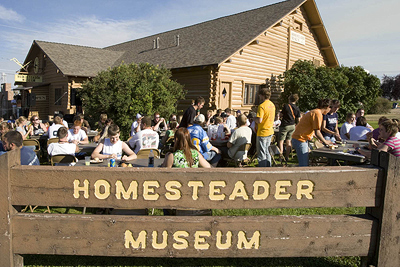 Homesteader Museum photo